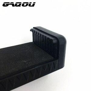 Image 5 - Универсальный держатель для монопода GAQOU, зажим для мобильного телефона, для камеры, штатив, держатель, подставка для телефона iPhone, Samsung, Xiaomi