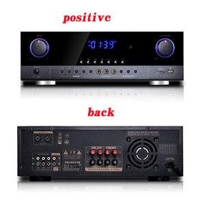 Image 3 - Kaolanhon 800 ワット 220V 2.0 ハイパワー家庭用オーディオアンプ Bluetooth アンププロの舞台 ktv オーディオアンプ G5 AK390