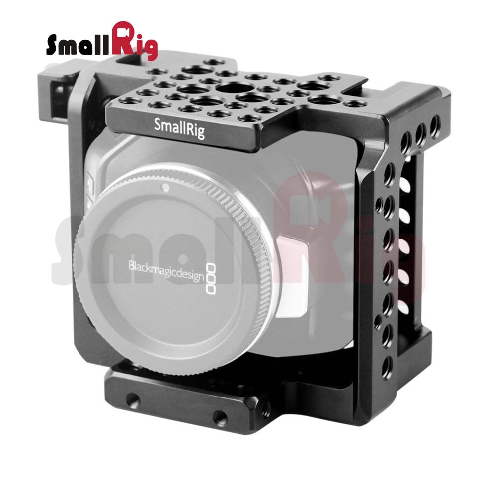 bilder für SmallRig BMMCC BMMSC Käfig Zubehör Kit für Blackmagic Micro Cinema Kamera mit einem Hdmi-kabel-1920