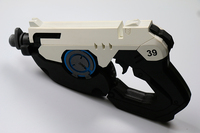 OW Tracer Gun PVC Weapon Cosplay Prop 1:1 Scale