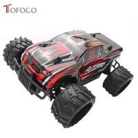 TOFOCO 2 4G 50M Remote Distance High Speed Rc Car Climbing Dirt Bike Buggy Radio Remote