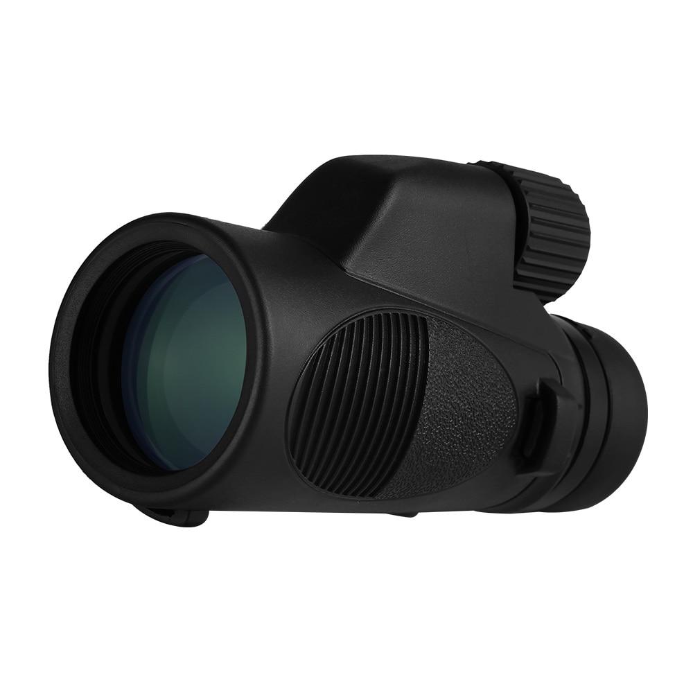 CSO 8x42 / 10x42 Monocular Telescope BAK4 Prism Spektiv Waterproof Monoculars Multi-coated Lens Field Glasses for Hunting Travel
