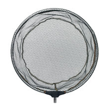 Magnalium Alloy Small Mesh Rubber Coating Fishing Landing Net Diameter 35 40 45cm Depth 30 50 55cm Fish Catch And Release