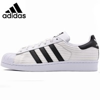 Original New Arrival 2018 Adidas Originals SUPERSTAR Men's Skateboarding Shoes Sneakers