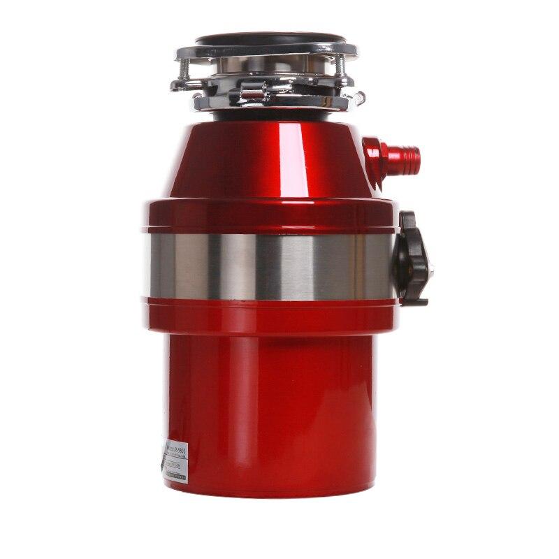 1.4L Grinder Kapazität Fleischwolf Müll Entsorger Lebensmittel Entsorger Abfall Lebensmittel Abfälle Entsorger 220V 560W Power