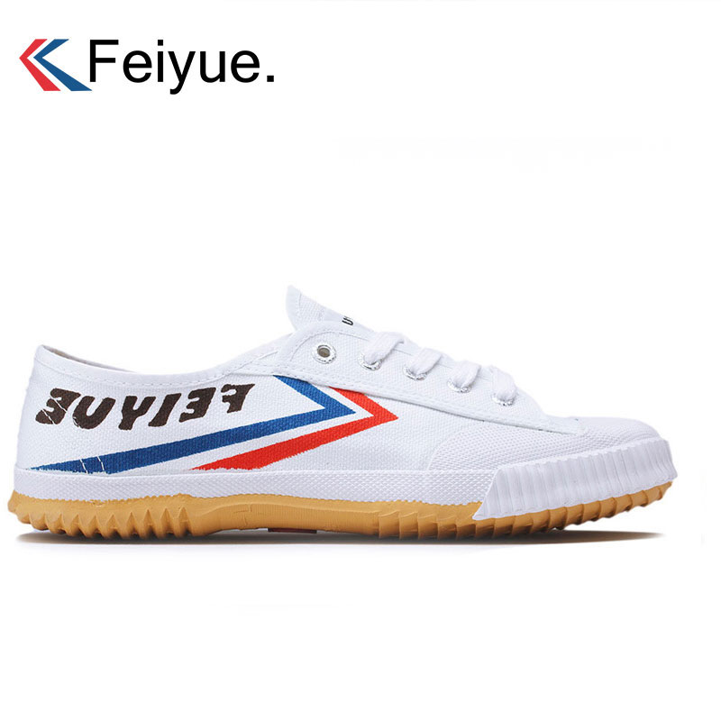 Feiyue Men Kungfu Shoes Sneakers Sports Shoes Taichi Taekwondo Sports Sneakers Trainning Walking Sneakers Men Women Trainers