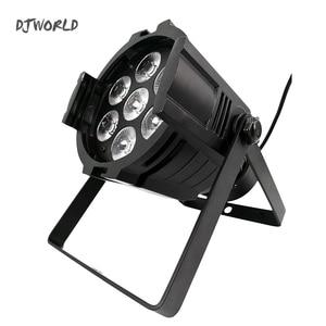 LED Par Can 7x12W Aluminum all