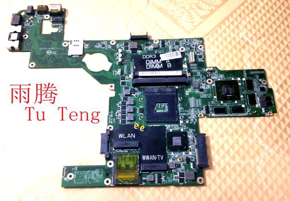 Справочная информация для материнской платы ноутбука Dell XPS L502X с поддержкой i7cpu GT540 2 Гб DAGM6CMB8D0 HM67 100%, успешная доставка, поддержка процессора ...