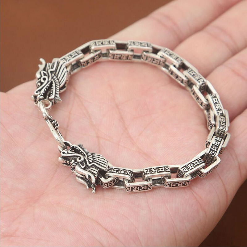 sterling charm antique images silver jewelrywelove best bangle love nail forged handmade we on cuff pinterest bracelets bracelet nails bangles square
