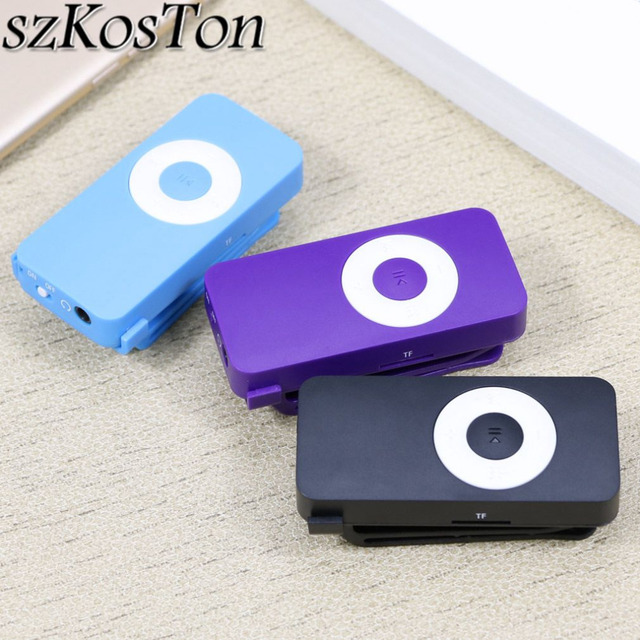 High Quality 100% New Mp3 Player Portable Fashion Mini Mp3 Music Player Support TF Card Reproductor Mp3 with 3.5mm Stereo Jack