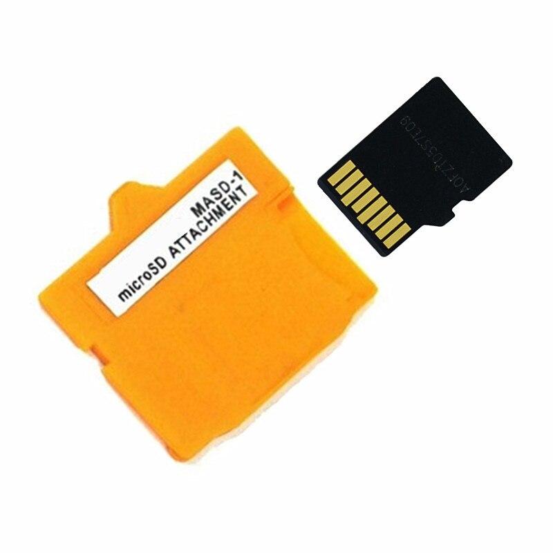 TM TranShop 10pcs Micro TF SD SDHC Memory Card Clear Holder Plastic Case Storage Box I