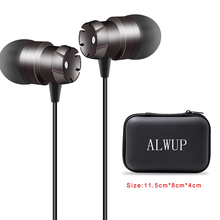 UP01 Earphone for Mobile Phone Stereo Headphone earbud bass headset For Apple Earpod