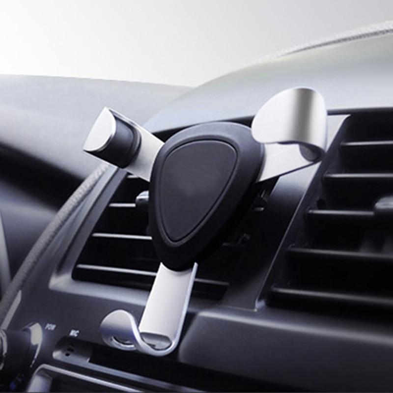 Автомобильный держатель для телефона для iphone Samsung Air <font><b>Vent</b></font> держатель 360 Регулируемый автомобильный держатель телефона мобильный телефон подст&#8230;