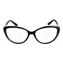 Women Optical Glasses Spectacle Frame Cat Eye Eyeglasses Anti-fatigue Computer Reading Glasses Eyewear Oculos Glasses frames Hot