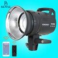 YONGNUO LEVOU Luz De Vídeo YN760 Fotografia Lâmpada para a Câmera Filmadora 2.4 GHz 15 Metros Controle Remoto Sem Fio APLICATIVO Móvel