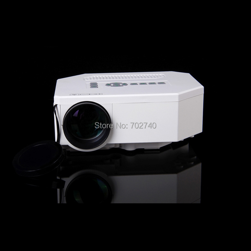 2016 New Mini Portable Projector LED Projector Home Used Projector USB VGA AV SD HDMI Projector Free Shipping 2016 new led mini projector av vga usb sd hdmi household projector