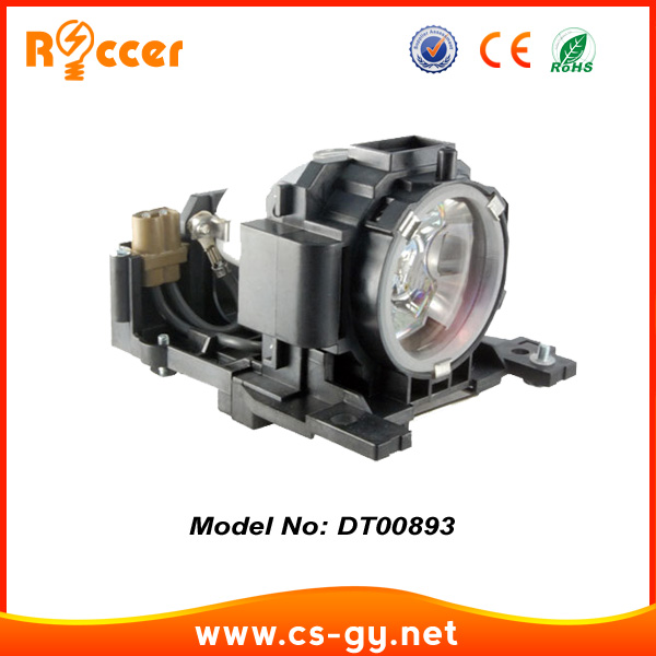 Projector lamp with housing for HITACHI CP-A200 / CP-A52 / ED-A101 / ED-A111 DT00893 brand new projector lamps dt00511 for hitachi ed s3170 ed s3170a ed s3170at ed s3170b ed x3280 ed x3280at projectors