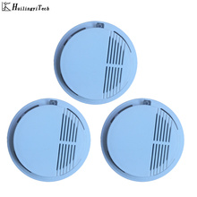 free shipping 3pc 433MHz CO Sensor Work with alarm system Built-in 85dB siren Carbon Monoxide Warning Alarm Detector