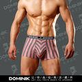 New Year Special Dominik Men Underwear Cotton Pink Boxer M/L/3XL 3004