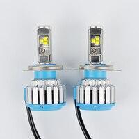 Super Bright Car Headlights H4 H7 LED H8 H11 HB3 9005 HB4 9006 H1 H13 Auto