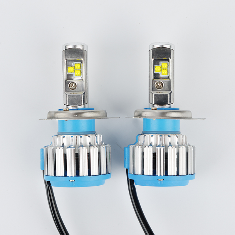 Super Bright Car Headlights H4 H7 LED H8/H11 HB3/9005 HB4/9006 H1  H13 Auto Front Bulb Automobile Headlamp 6000K Car Lighting free shipping one kit super bright 6000lm car headlight hb3 9005 60w cob led auto front fog bulb automobile headlamp 6000k