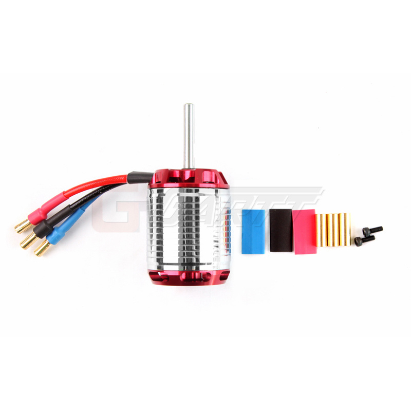 Gartt HF 600 L 1220KV Brushless Motor For Align Trex 600 RC Helicopter gartt helicopter parts 3600kv 210 w brushless motor for 250 align trex rc helicopter red