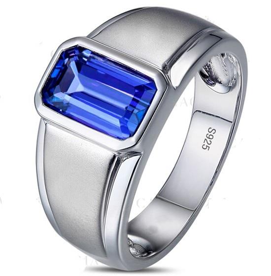 Blue Sapphire Ring For Men Price MMDGEM Jewellery AAAAA...