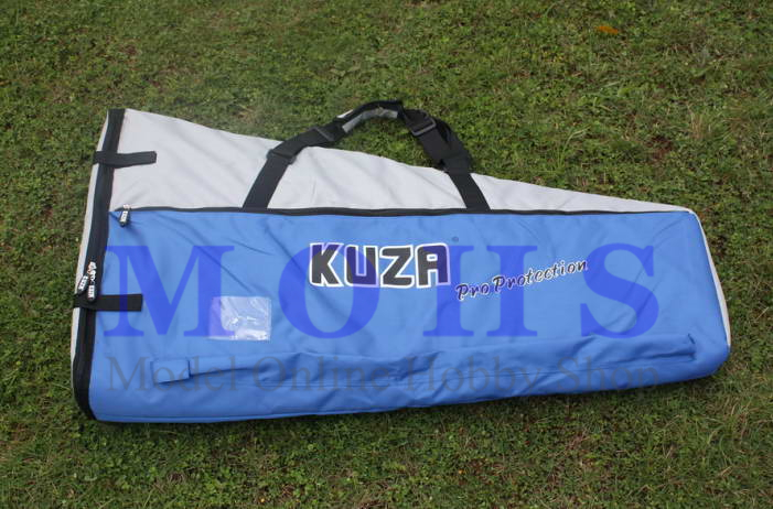 GoldWing KUZA brand 100 original blue red Wing Bag rc aricraft wing protection bag for 20cc