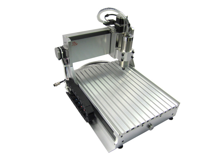 Cost-effective 4 axis cnc router 6090 1.5KW (6)