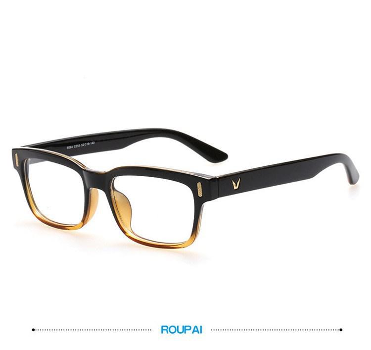 Vintage Brand Design Grade Eyewear eyeglass frames Eyeglasses Eye Glasses Frames For Women Plain optical mirror spectacle frame (21)