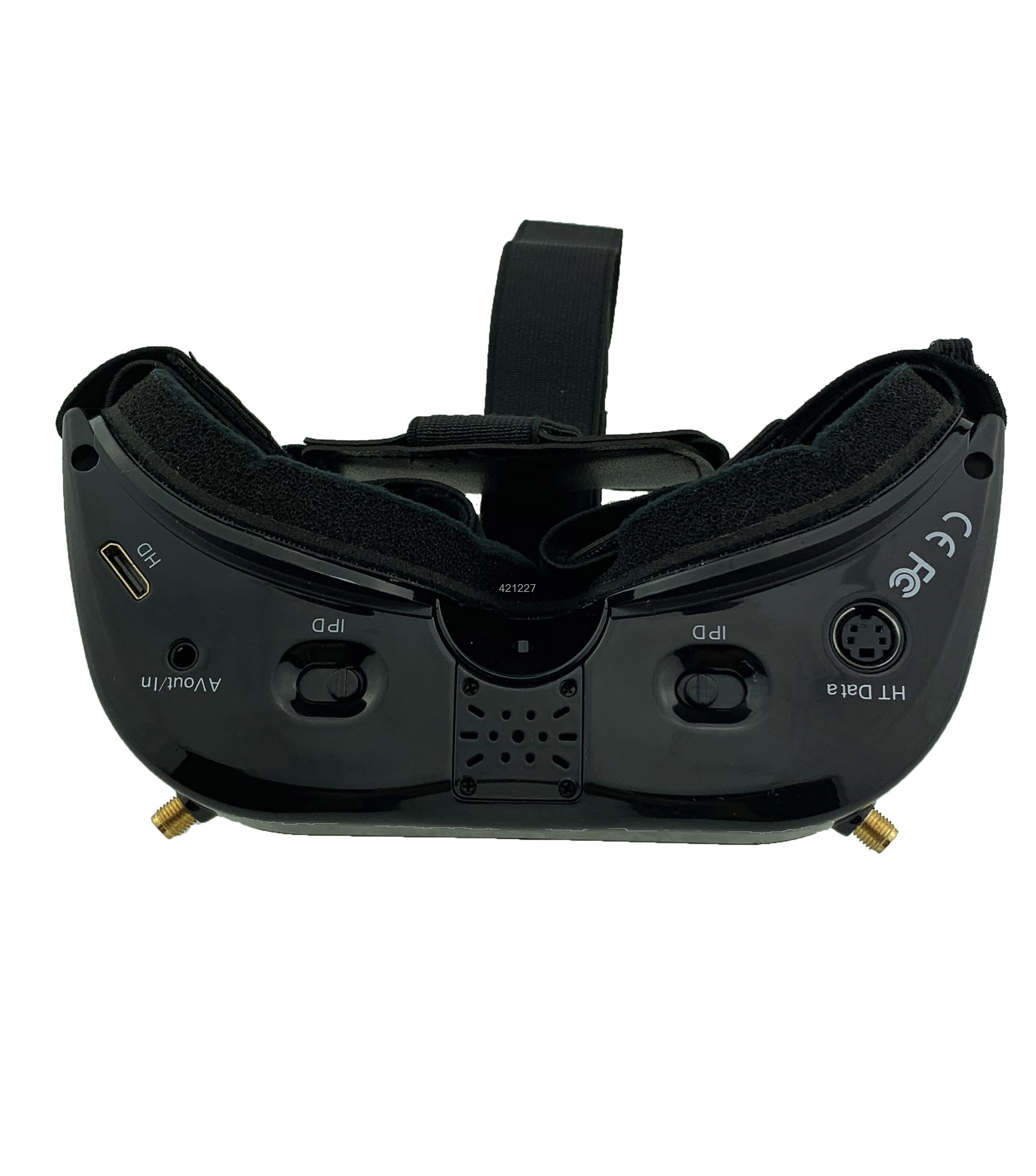 2019 New Aomway Commander Goggles V1S 2D 3D 64CH 5.8G FPV Video Headset Support HDMI 720p DVR Headtracker Instead V1 v2 - 4