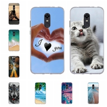 For Xiaomi Redmi 5 Plus Cover Soft TPU Silicone Phone Case Ocean Patterned plus 5plus Shell Capa