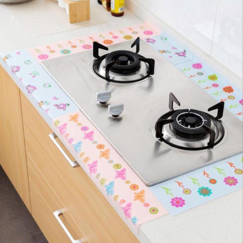 Линии талии стены Стикеры Кухня линия талии клей Ванная комната туалет Водонепроницаемый клей ПВХ обои мозаика Плитки Наклейки 3