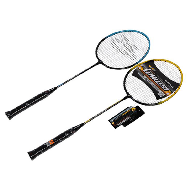 Crossway Professional Light Weight Carbon Badminton Rackets Raquette De 1 Pair