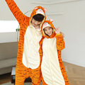 Fashion Cosplay Women and Men Pyjamas Onesies animals set Pajama Tigger Pajamas Christmas Pijama flannel pajamas