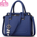 Magic fish! women handbag for women messenger bags cross body women's bolsas 2016 shoulder bag ladies leather bag LS6775