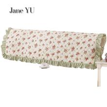 JaneYU Cotton Bedside Cover Fabric Art Leather Skill All-cotton With Backrest