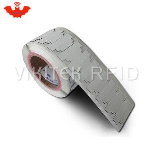 Image 5 - UHF RFID ultrathin anti metal tag omni ID IQ150 915m 868mhz Impinj MR6 10pcs free shipping printable small passive RFID tag