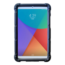 MingShore Mi Pad 4 8.0 Silicone Cover Rugged Kids Shockproof Protective Case For XiaoMi MiPad Mi Pad 4 8.0 inch Tablets