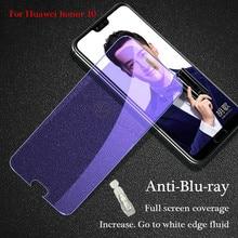 Закаленное стекло 2 шт./лот 9H для Huawei Honor 10 V20 V10, протектор экрана, усиленная Защитная пленка для Huawei Honor View 10 V20