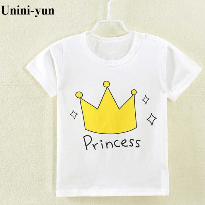 [Unini-yun]Kids Clothes T Shirts For Boys T-Shirt Child Children's Clothing Baby Boy Girl Clothes T-Shirts For Girls boys tee new 2018 summer brand clothing about baby clothes t shirts fashion sportswear for girls boys t shirt kids clothes