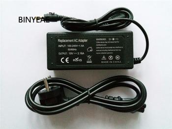 19V 3 16A 60w uniwersalny zasilacz sieciowy ładowarka z kablem zasilającym do Samsung Q330 R540 RV510 RV511 R40 Laptop darmowa wysyłka tanie i dobre opinie Dla samsung NP-R730 NP-R510 NP-R530 BINYEAE 19 v