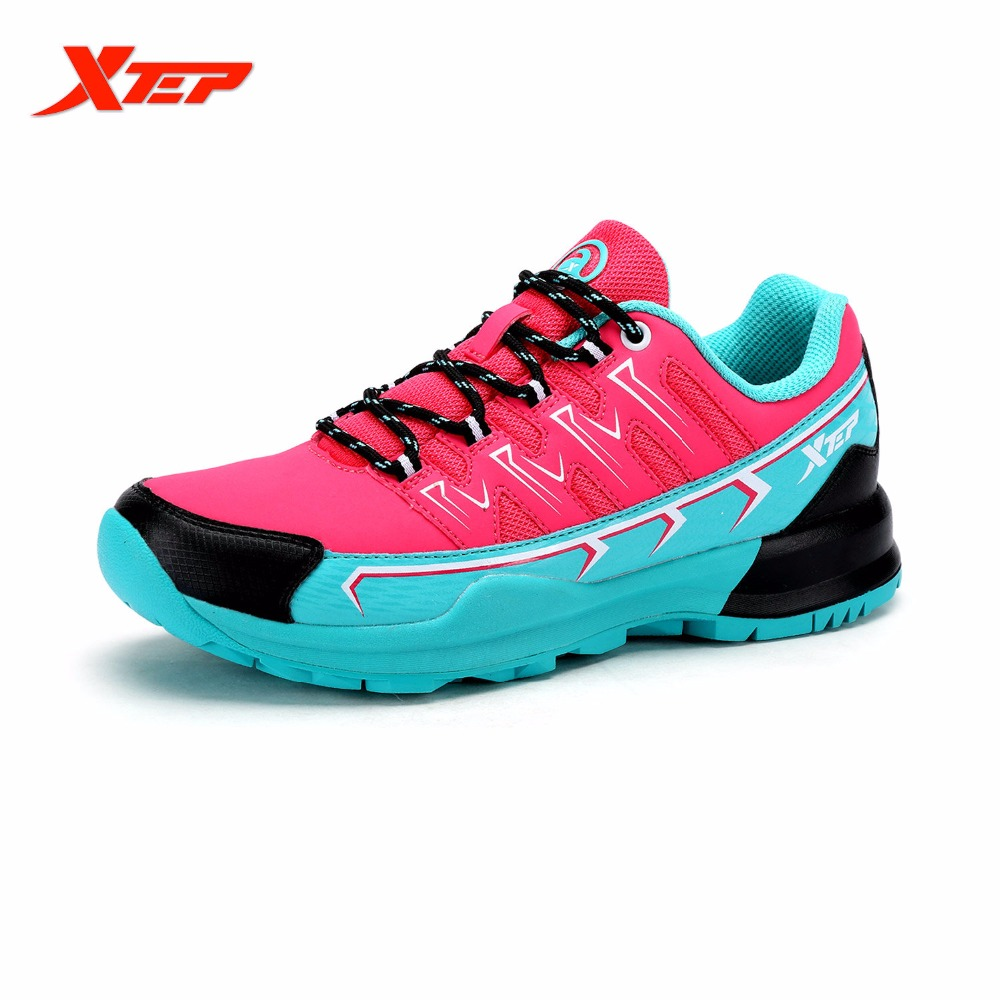 Trail Running Shoes Leather