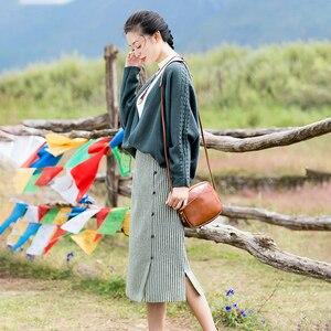 Image 2 - Zency Милая женская сумка мессенджер из 100% натуральной кожи, мягкая кожа, для девушек, сумка для путешествий, элегантная сумка на плечо, дамские сумки для телефона