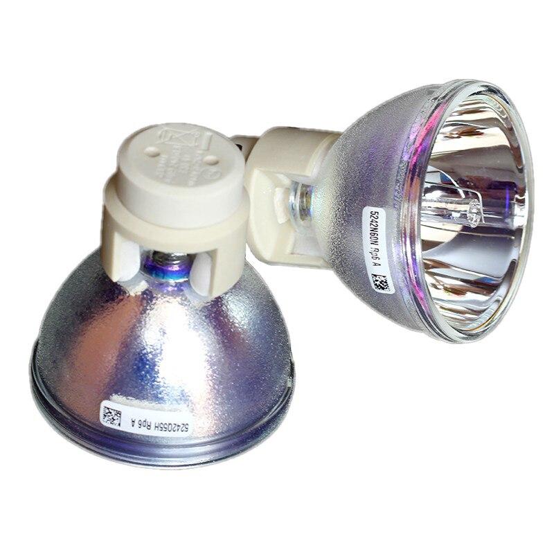 Original projector Bare lamp 5J.J1X05.001 P-VIP180W 0.9 E20.8 for BENQ MP626/MP70 Projector happybate 5j j1x05 001 original bare lamp p vip180 0 8 e20 8 for mp626 mp70