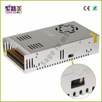 5V 60A 300W output,Current Control Charger LED CCTV US4 Adapter,LED lighting Switching Power Supply Transformers Driver
