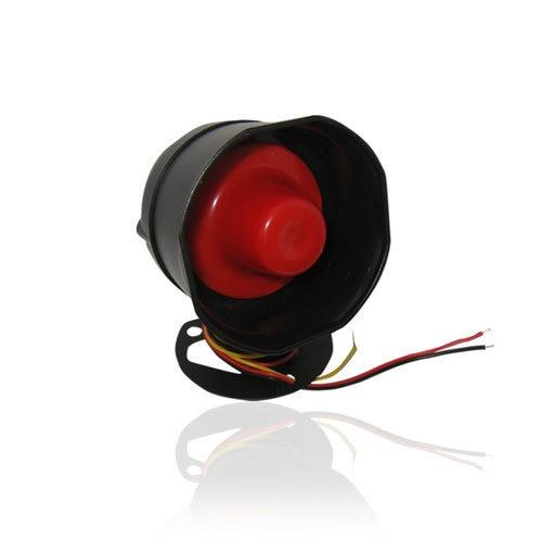 Programmable MP3 Alarm Speaker 4 Trigger MP3 Player Siren Programmable Horn Speaker with 15Watts Amplifier