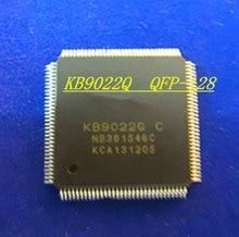 XZHONGX (5piece)100% New KB9022Q D QFP-128 Chipset 5pcs brand new kb926qf d2 qfp 128 chip chipset graphic ic
