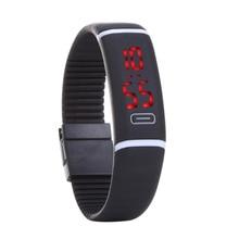 New LED Watches Women dress Fashion Digital WristWatches Men Sport Silicone Bracelet Watch Personality Casual relogio feminino