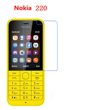 nokia 220. 5 pcs ultra thin clear hd lcd screen guard protector film with cleaning cloth for nokia 220. 220